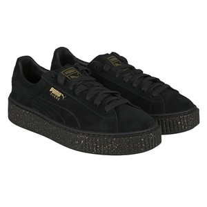 Puma Suede Platform Bboy Fab (Damen), Sneaker, schwarz, verschiedene Größen