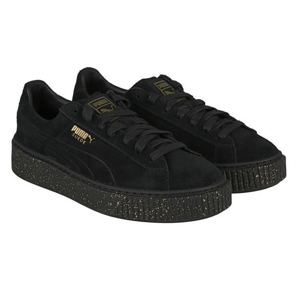 Puma Suede Platform Bboy Fab (Damen), Sneaker, schwarz, verschiedene Größen  von Tedi