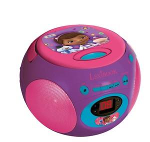 Lexibook® Radio CD Boombox Doc McStuffin (kl. Modell)