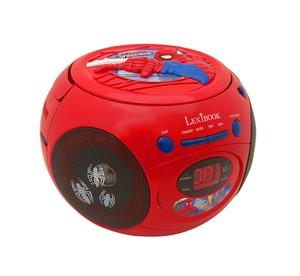 Lexibook® Radio CD Boombox Spider-Man (kl. Modell)