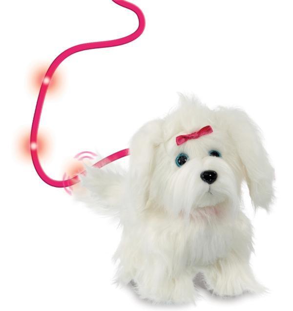 Vivid Animagic laufender Hund Fluffy