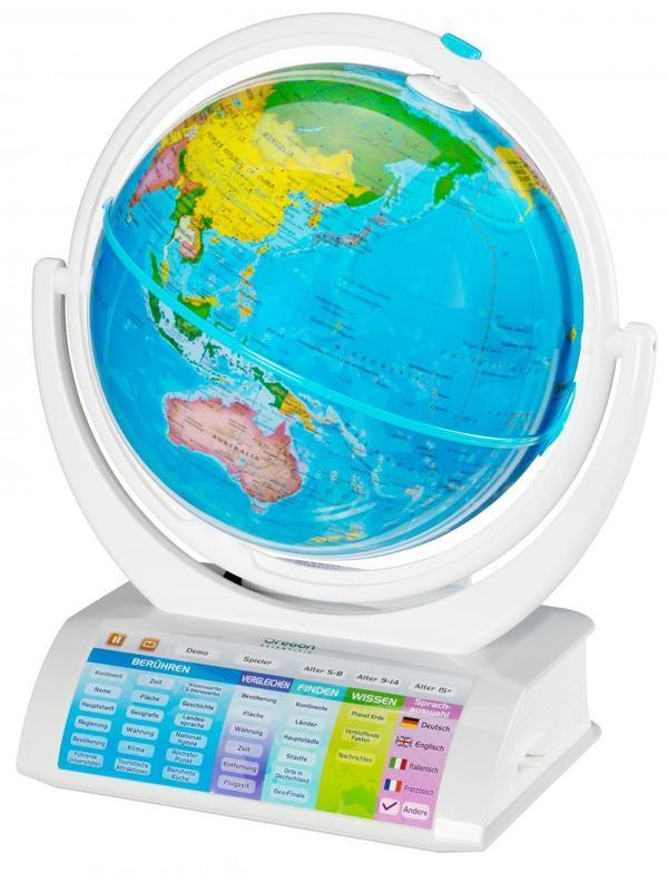 OREGON SCIENTIFIC SmartGlobe Explorer V2.0