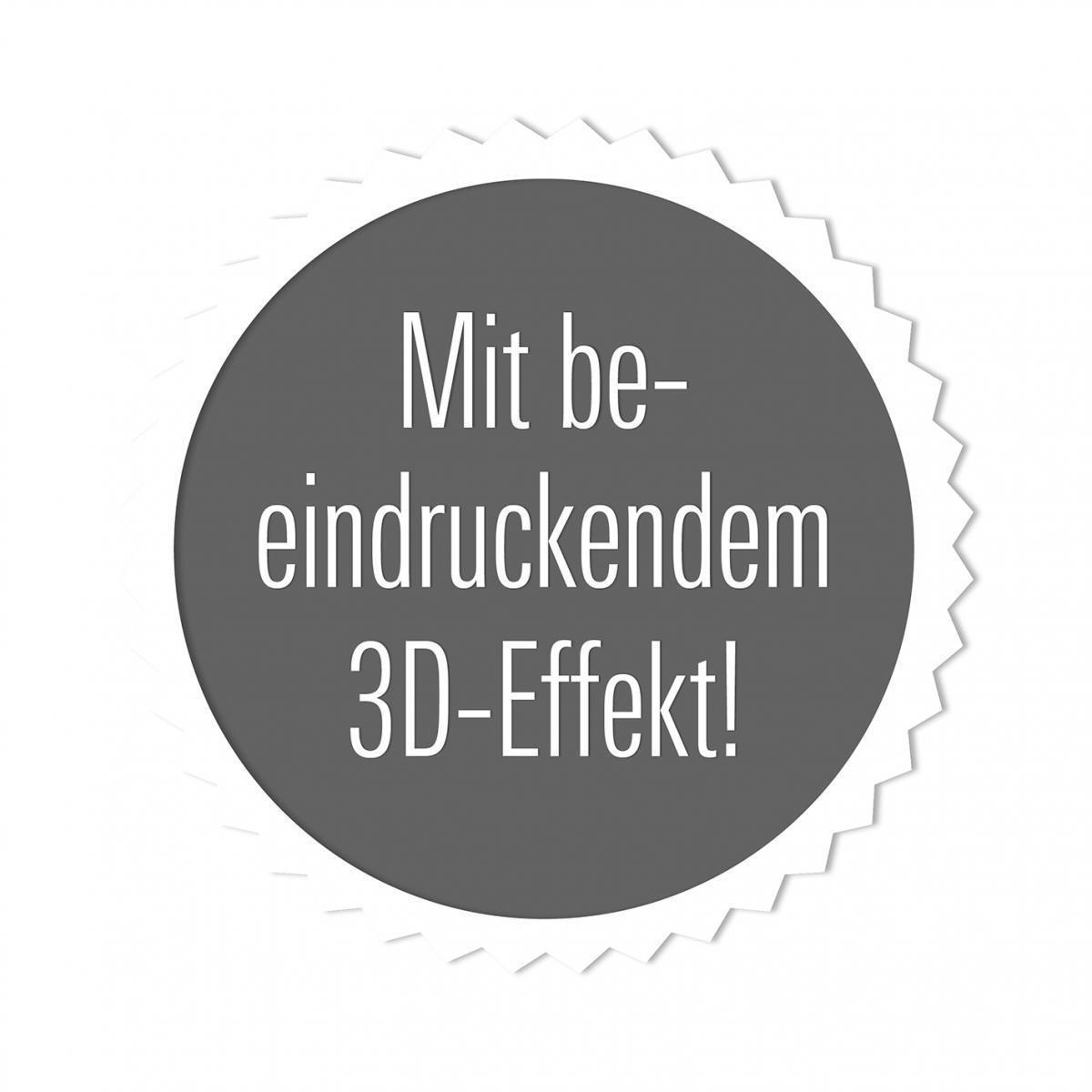 Bild 3 von Easymaxx 3D Wandtattoo, Skyline mehrfarbig