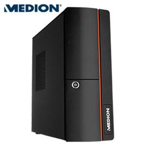 Desktop-PC Akoya E20006 • Intel® Celeron® J3060 (bis zu 2,48 GHz) • Intel® HD Graphics • USB 2.0, USB 3.0 • inkl. Tastatur und Maus