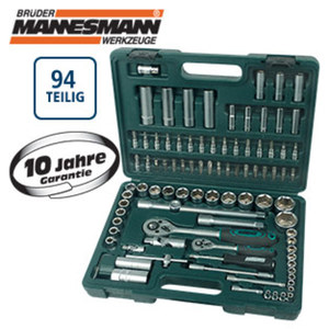 Steckschlüsselsatz Bedienungswerkzeug aus hochwertigem Werkzeugstahl, Einsätze und Bits aus CV-Stahl, je