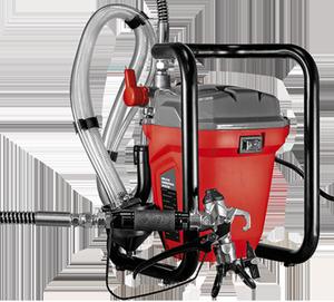 MAUK Airless Luftlos Hochdruck Wand- und Fasadenfarb- Sprühgerät Sprayer RP8625 220-240V/50HZ