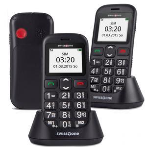 Swisstone BBM 320C GSM Mobiltelefon