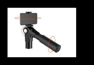 3-Achsen Smartphone Stabilisator Snoppa M1