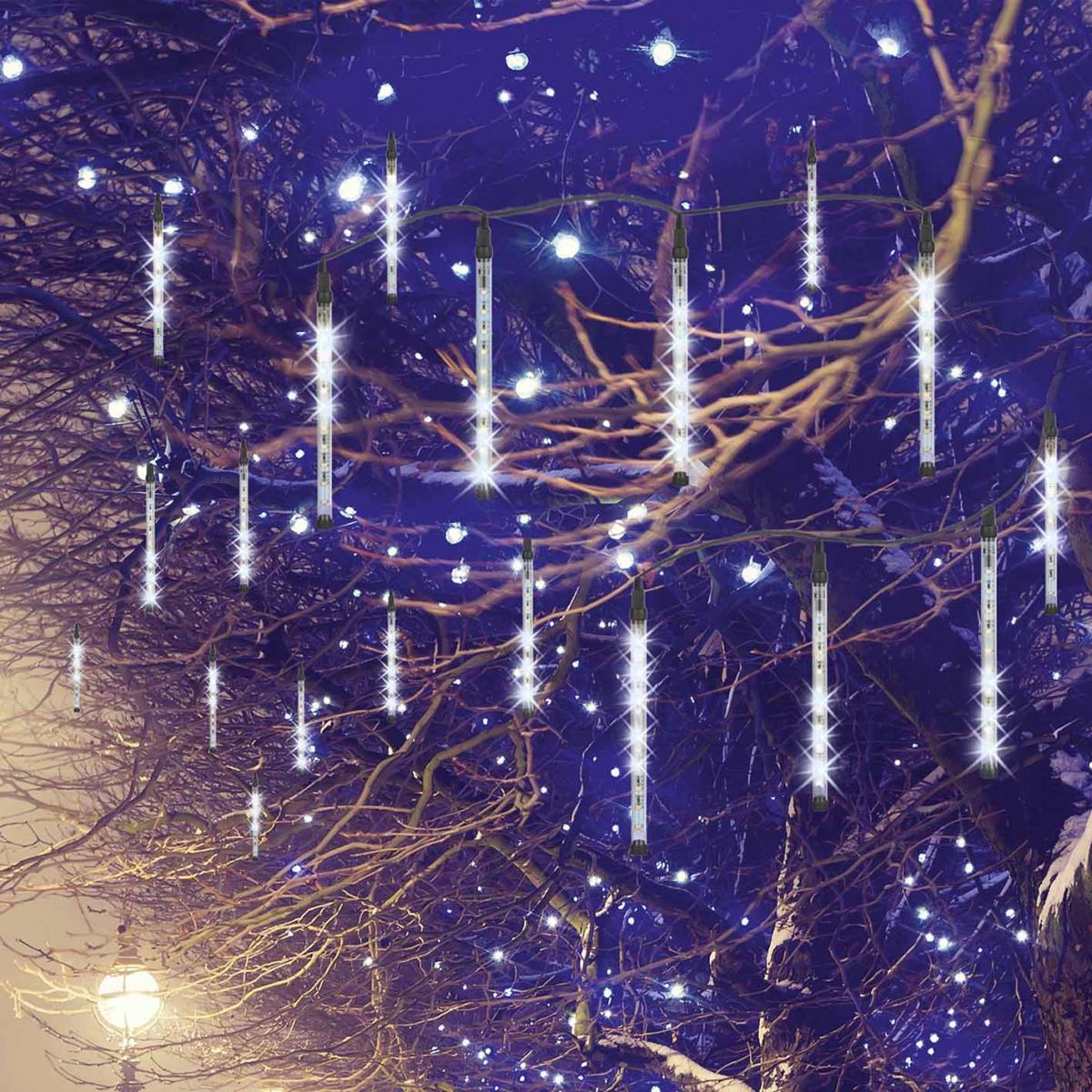 Bild 1 von EASYmaxx LED-Leuchtkette Meteorit 8er-Set 4W weiß