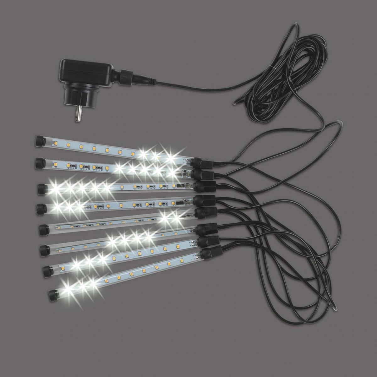 Bild 5 von EASYmaxx LED-Leuchtkette Meteorit 8er-Set 4W weiß