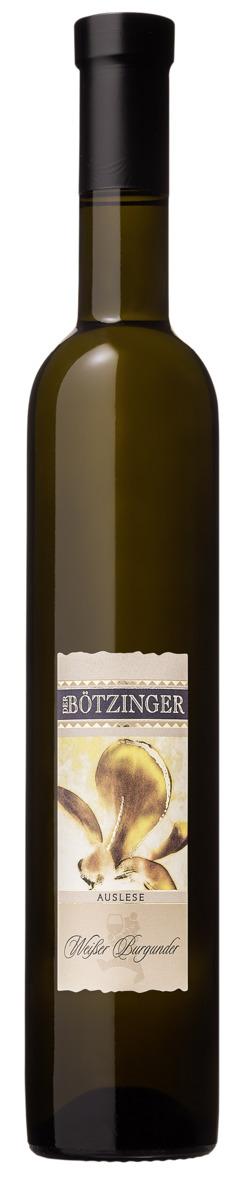 Bild 1 von Der Bötzinger - Weißer Burgunder Auslese edelsüß 2016