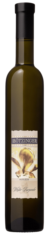Der Bötzinger - Weißer Burgunder Auslese edelsüß 2016