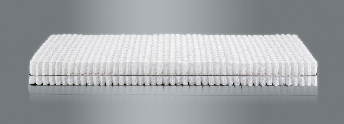 Bild 2 von f.a.n De Luxe Dream 1.000T 7 Zonen Taschenfederkern Matratze, ca. 90 x 200 cm, H2