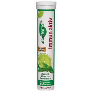 altapharma Brausetabletten Immun-Aktiv 1.66 EUR/100 g