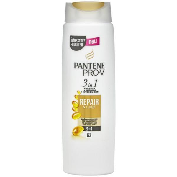 Pantene Pro-V Repair & Care 3 in 1 Shampoo & Spülung & 1.58 EUR/100 ml