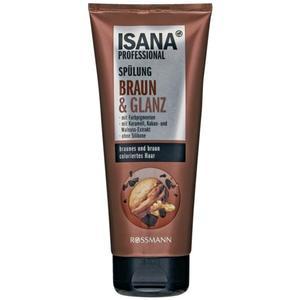 ISANA Professional Spülung Braun & Glanz 0.75 EUR/100 ml