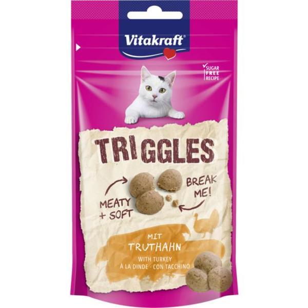 Vitakraft Triggles mit Truthahn 3.23 EUR/100 g