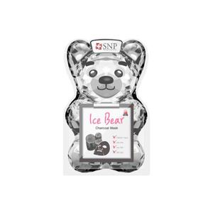 SNP Ice Bear Charcoal Mask 12.09 EUR/100 ml