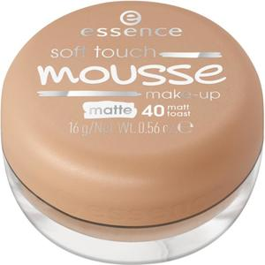 essence soft touch mousse make-up 40