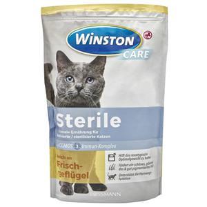 Winston CARE Sterile Trockenfutter reich an Frischgeflüg 3.49 EUR/1 kg