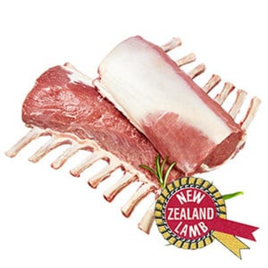 Frische Neuseeland Frenched Racks je 100 g