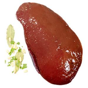 Frische Kalbsleber je 100 g