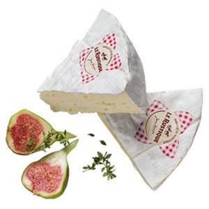 Camembert Le Rustique Französischer Weichkäse,  45 % Fett i. Tr.,  je 100 g