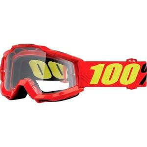 100%            Accuri Crossbrille rot