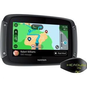 TomTom Headwave            Special Set Rider 550 WORLD + TĀG Soundsystem/Bluetooth
