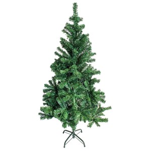 Weihnachtsbaum künstlich 180 cm in Grün