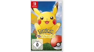 Pokemon - Let's Go, Pikachu!