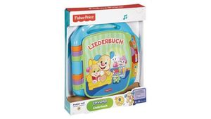 Fisher Price - Lernspass Liederbuch