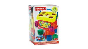 Fisher Price - Babys erste Bausteine