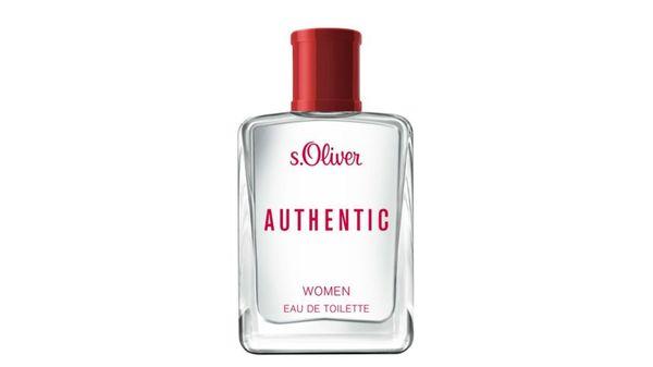 s.Oliver Authentic Eau de Toilette Natural Spray