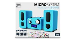 Stereo Music Center MCD11 - Kids [blue]