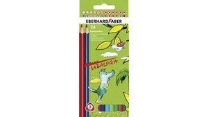EBERHARD FABER Farbstift Buntstift 24er-Etui Tabaluga