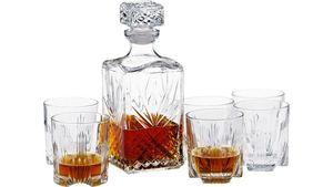 Selecta Whiskey Set 7-teilig