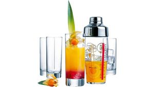 MÄSER Cocktail-Set Islande 5-teilig