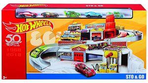 Mattel - Hot Wheels - Park und Waschcenter