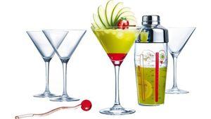 MÄSER Cocktail-Set Cocktail 5-teilig