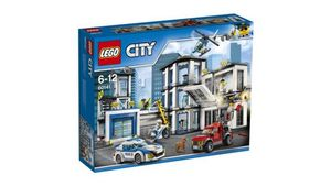 LEGO City - 60141 Polizeiwache
