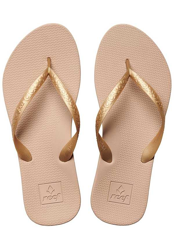 d203343fee2 Reef Escape Lux - Sandalen für Damen - Gold von Planet Sports ...