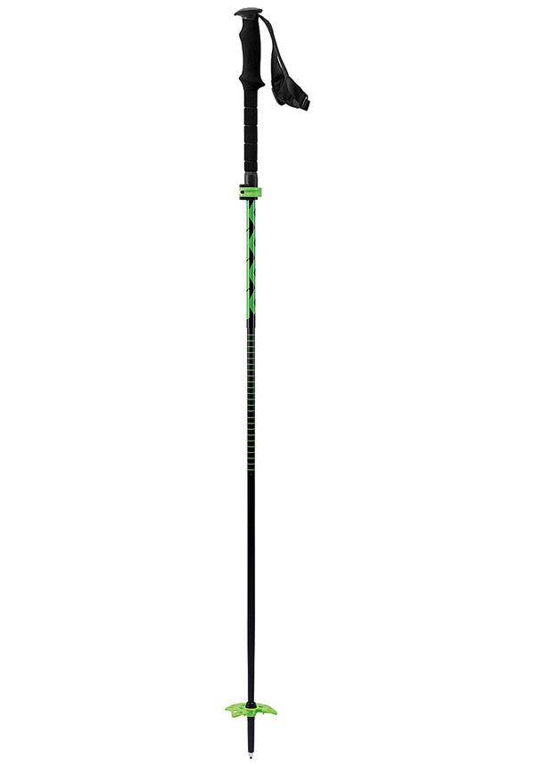 K2 Snowboarding Swift Stick 105-135cm Skistöcke - Grün