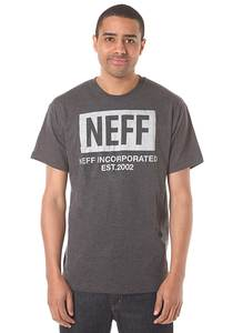Neff Reflective World - T-Shirt für Herren - Grau