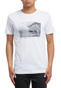 Volcom Burch Fom Basic - T-Shirt für Herren - Weiß