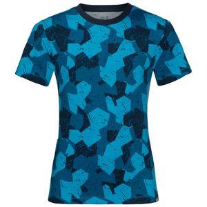 Jack Wolfskin T-Shirt Jungen Marble T-Shirt Boys 104 blau