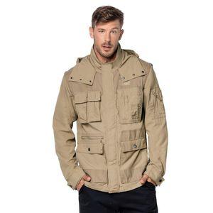 Jack Wolfskin Männer Parka Atacama Jacket L braun