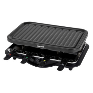 Alaska RG 1210 Raclette-Grill-Kombigerät, Thermostat