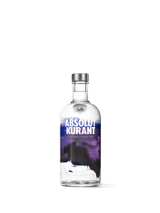 Absolut Vodka Kurant 40% Vol.