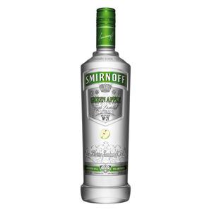 Smirnoff Green Apple Flavoured Vodka 37,5% Vol. 0,7l